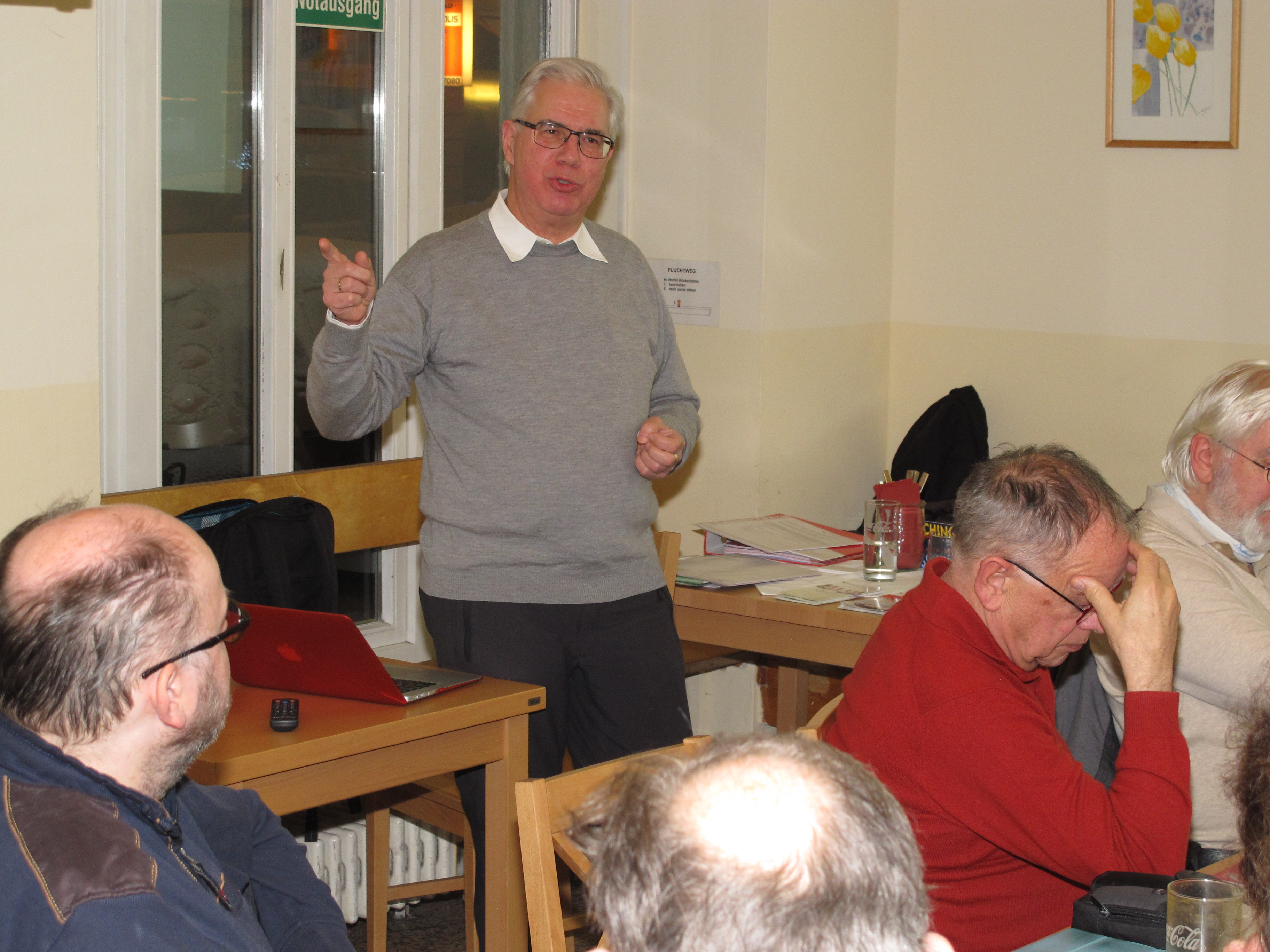159. Treffen: rechtssichere Vorsorgedokumente mit Hans Rauch